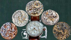 Wie funktioniert ein Schleppzeiger-Chronograph
