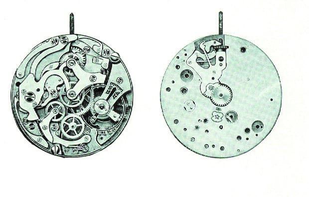 Für die jüngere Zielgruppe der Breitling Top Time gab es das einfaches Chronographenkaliber Venus 188