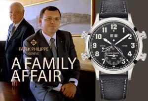 Die Geschichte von Patek Philippe und Familie Stern