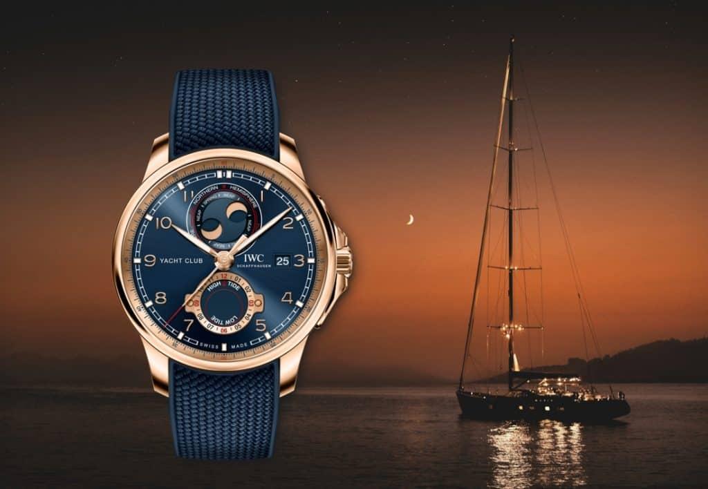 IWC-Portugieser-Yacht-Club-Moon-&-Tide Ref 344001