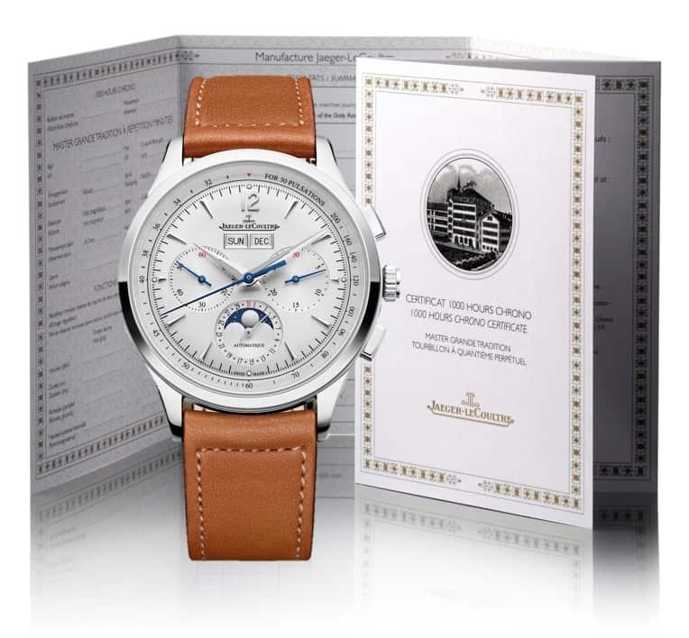 Jaeger LeCoultre Master Control Chronograph Calendar Ref. Q4138420