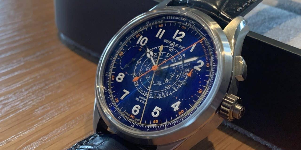 Telemeter Skala bei Uhren: So misst man mit Schall die Entfernung