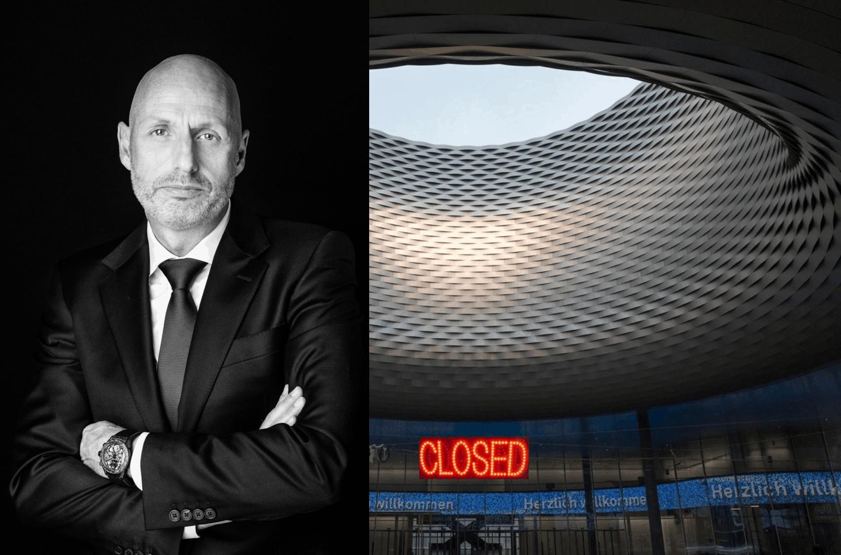 S. Bianchi: Baselworld künftig ohne LVMH MarkenTAG Heuer, Zenith und Hublot verlassen Basler Uhrenmesse