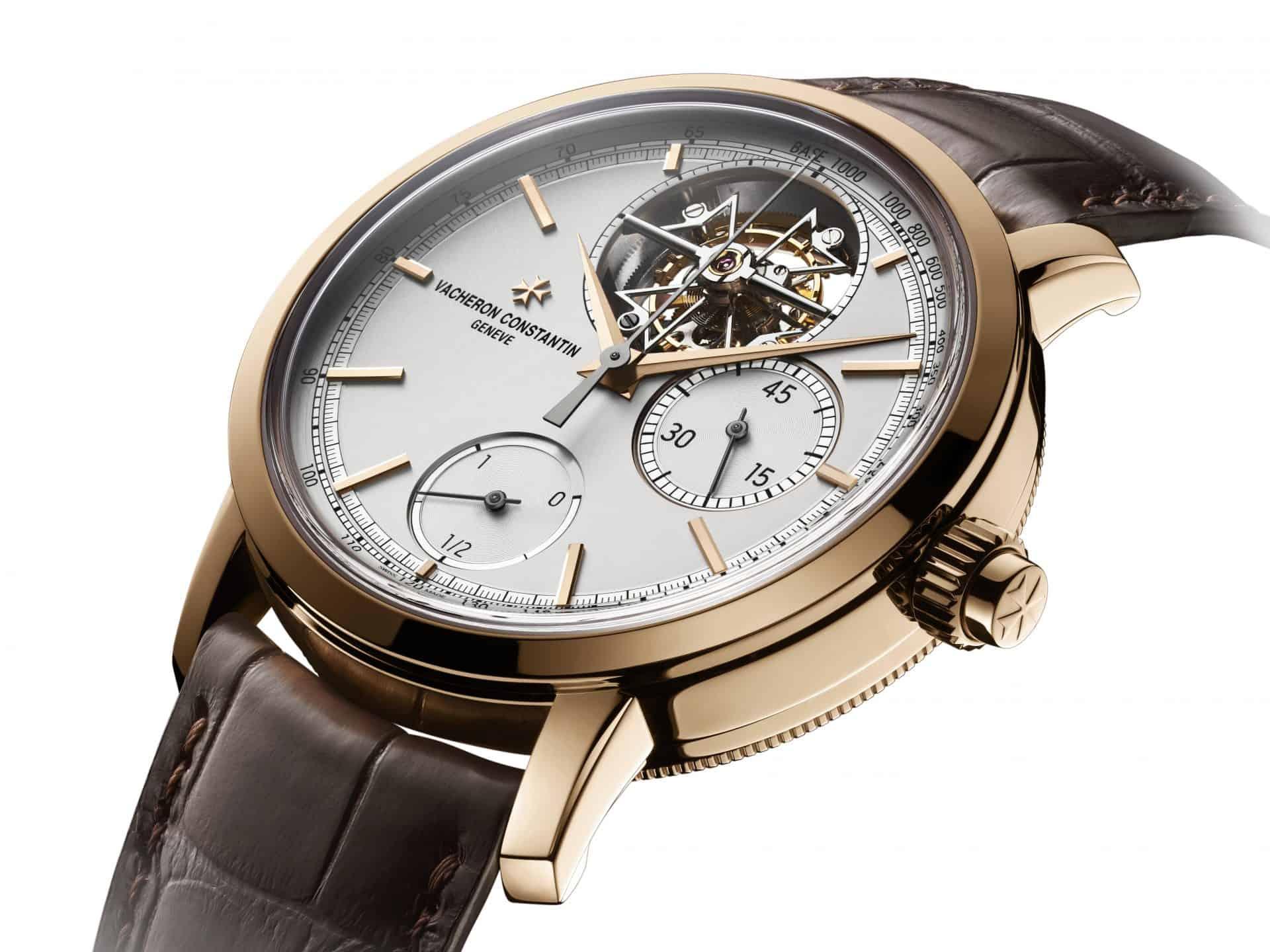 Der neue Vacheron Constantin Traditionelle Tourbillon Chronograph im Profil