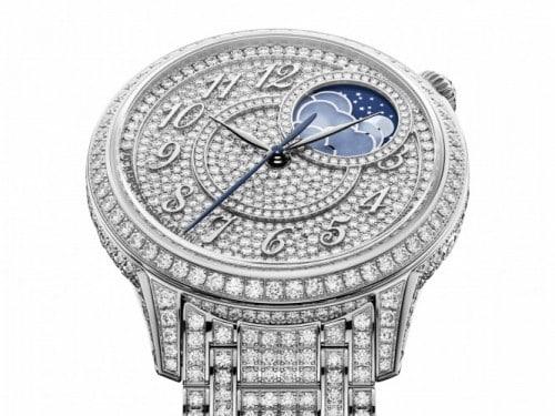 Diamanten in großer Anzahl