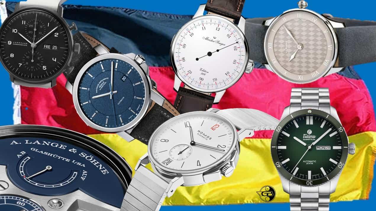 Sieben neue Armbanduhren aus Deutschland: A. Lange & Söhne, Junghans, MeisterSinger, Mühle, Nomos, Sinn und Tutima 2020 Uhrenkosmos