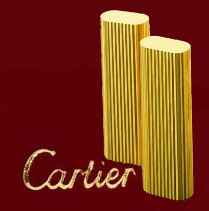 Ein guter Umsatzbringer war für Cartier das legendäre Feuerzeug