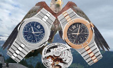 Der Chopard Alpine Eagle XL  Chronograph und seine Technik