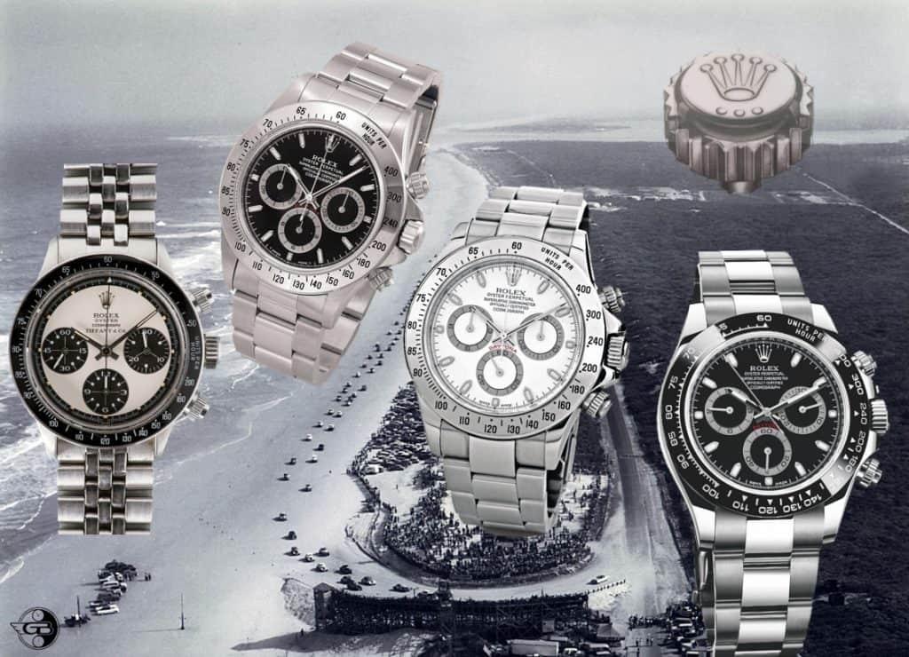 Rolex Daytona Chronograph Referenz 6241 16520 116520 116520LN