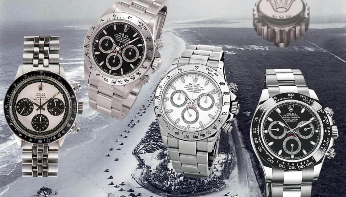 Rolex Daytona Chronograph – Technik und Mythos