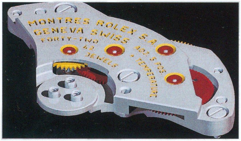 Rolex Daytona Cosmograph Automatik-Baugruppe des Kalibers Rolex 4130