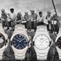 Die Wempe Iron Walker in Edelstahl sind eine chronometrische Evolution