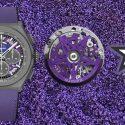 Ultra: Die Zenith Defy 21 Ultraviolet taktet im doppelten Viola