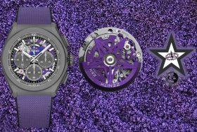 Ultra: Die Zenith Defy 21 Ultraviolet punktet mit 2 Gangreglern und Viola