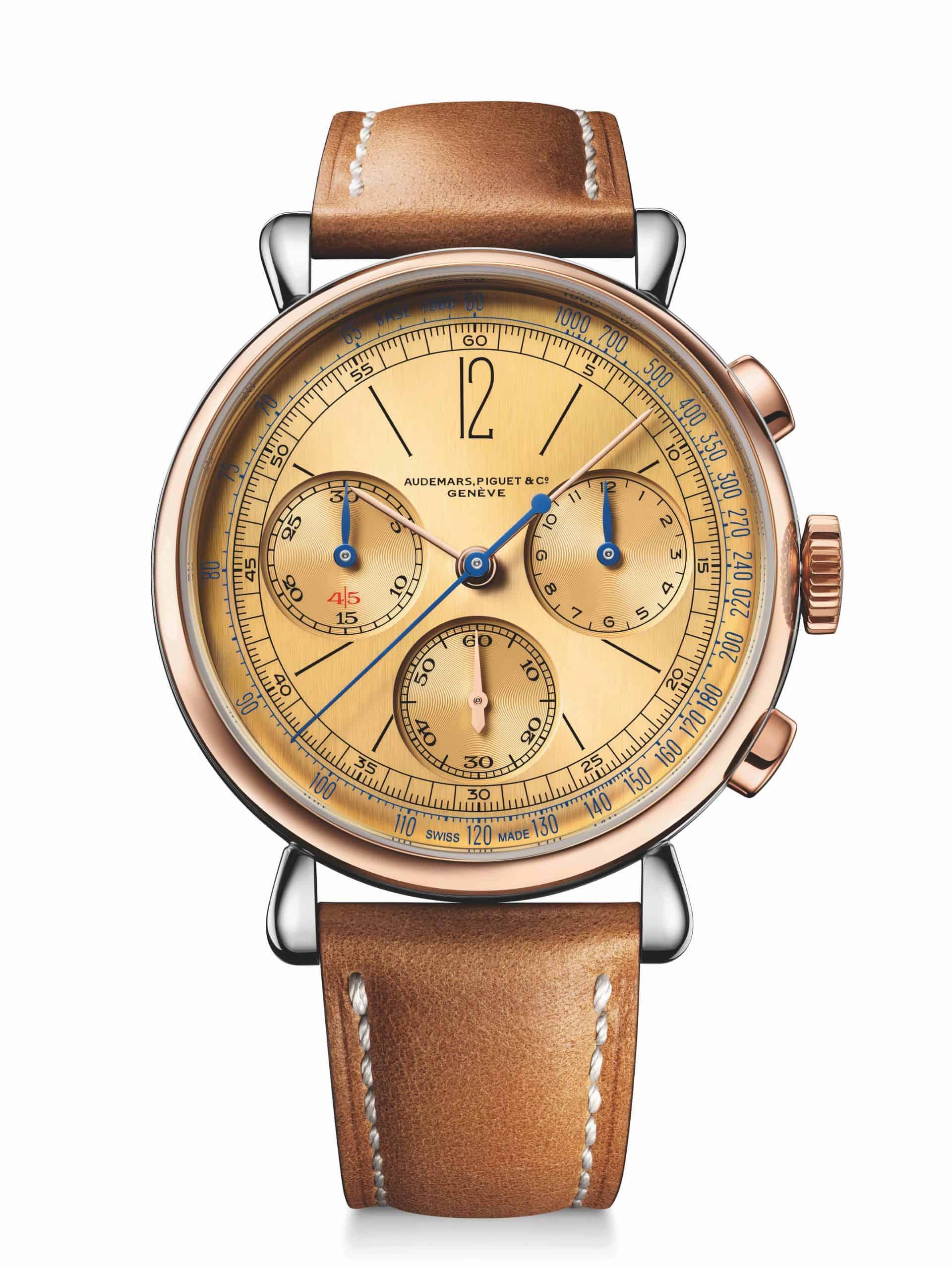 Audemars Piguet Remaster 01 Chronograph Automatik
