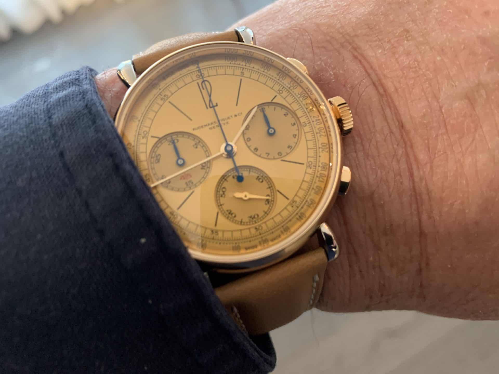 Audemars Piguet [Re]master01 Chronograph