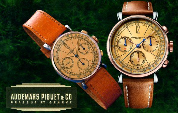 Audemars Piguet Remaster 01 Chronograph: Die pure Nostalgie!