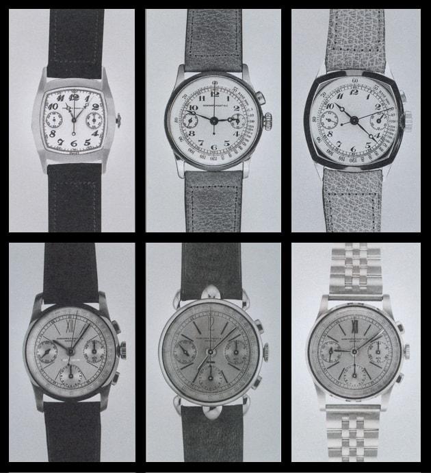 Alte Handaufzugschronographen von Audemars Piguet - 1