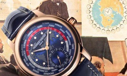 Goldende Zeiten mit der Frédérique Constant Classic Worldtimer Manufacture