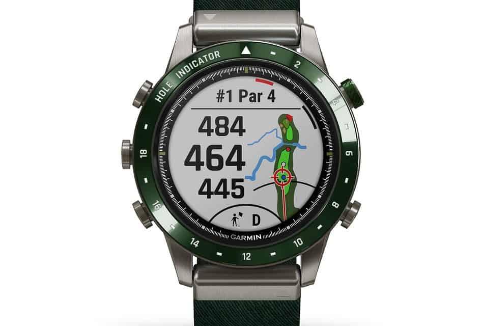 Die Garmin MARQ Golfer Smartwatch bietet einiges auf und abseits des Greens