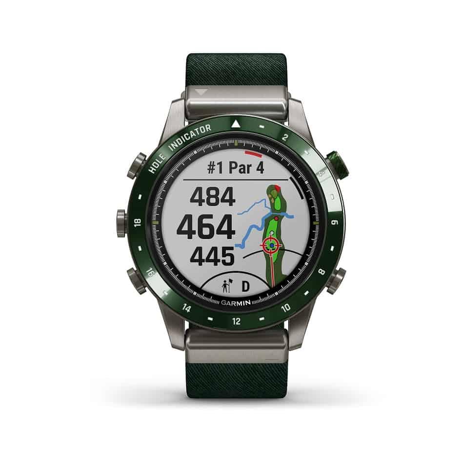 Garmin Marq Golfer SmartwatchDie Garmin MARQ Golfer Smartwatch bietet einiges auf und abseits des Greens