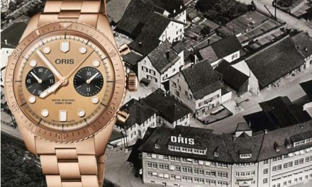 Bronze, Bronze, Bronze: Der Oris Divers Sixty-Five Chronograph im Bronze-Komplett-Paket!