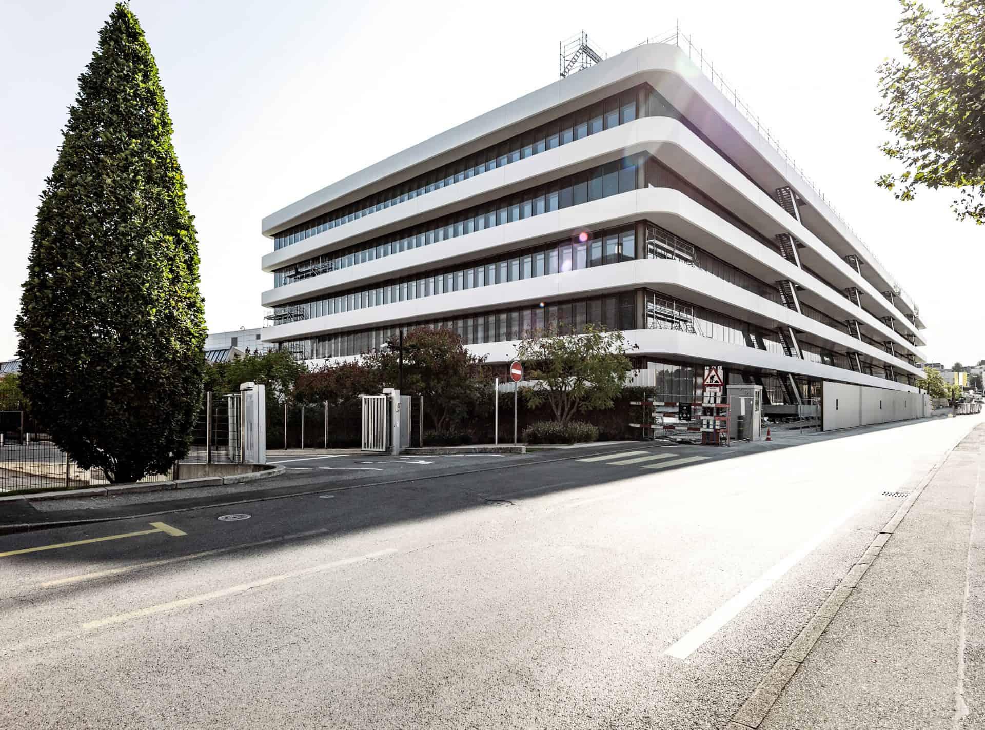 Patek Philippe 6 Manufakturgebäude Genf Plan les Ouates 2020