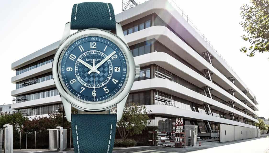 1.000 Edelstahl-Uhren als Erinnerung: Die Patek Philippe Calatrava Referenz 6007A