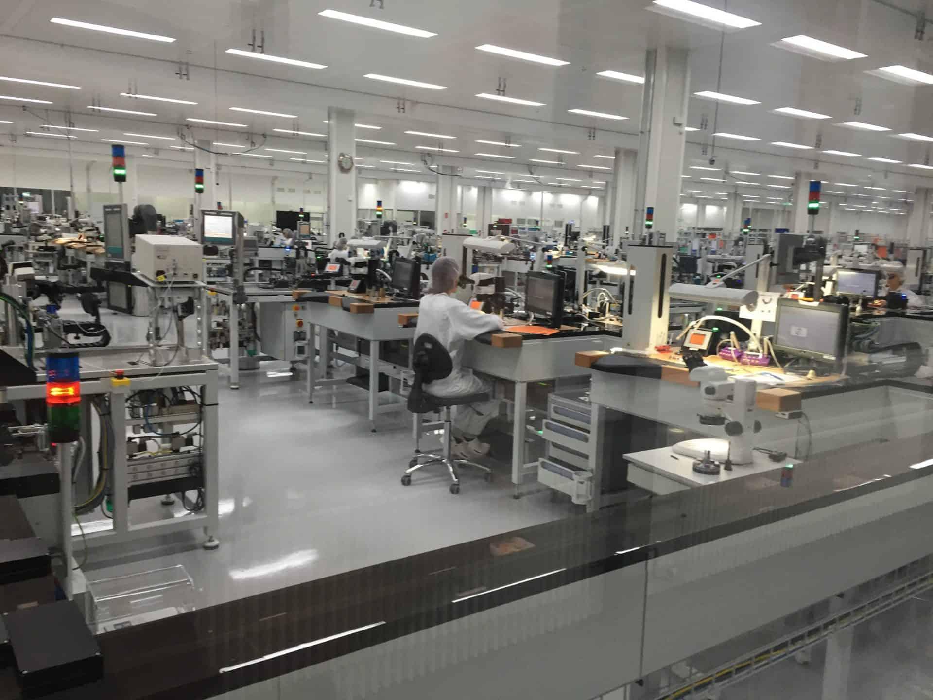 Die Exportzahlen der Schweizer Uhrenindustrie sind stark in Mitleidenschaft gezogen