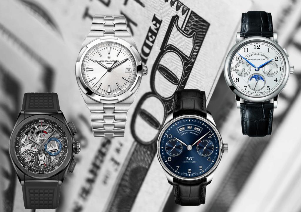 Investieren in Uhren Pro Contra