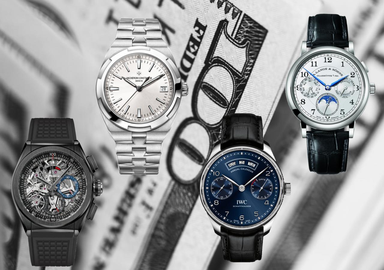 Uhren als Wertanlagen und kluges Investieren in Uhren