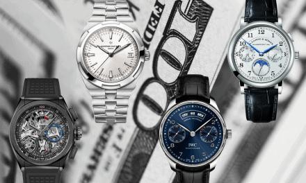 Investieren in Uhren? Darauf sollten Sie achten!