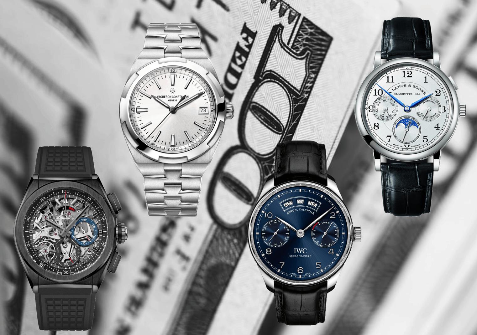 Investieren in UhrenInvestieren in Uhren? Darauf sollten Sie achten!