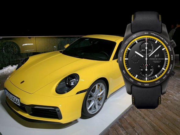 Das Porsche Design custom-built Timepieces Programm ermöglicht absolute Individualität