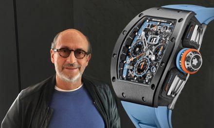 Richard Mille RM 11-05 Automatic Flyback Chronograph GMT mit innovativer Cermet-Lünette