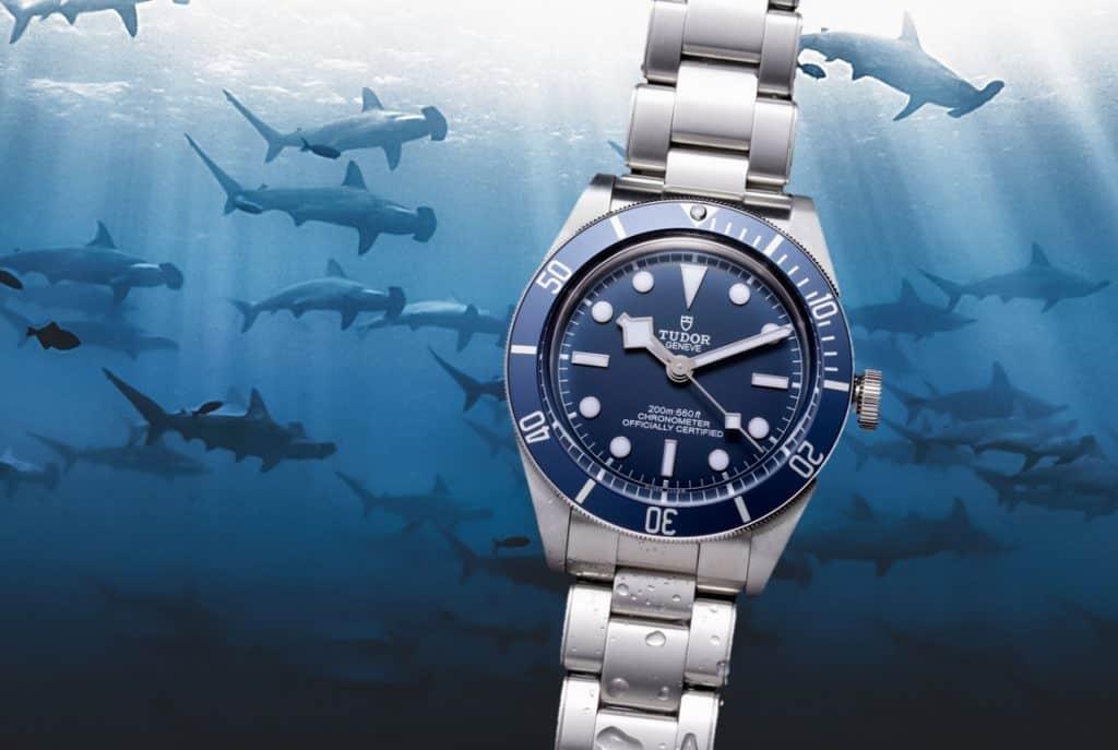 Tudor Black Bay Fifty-Eight Navy Blue, Referenz 79030B