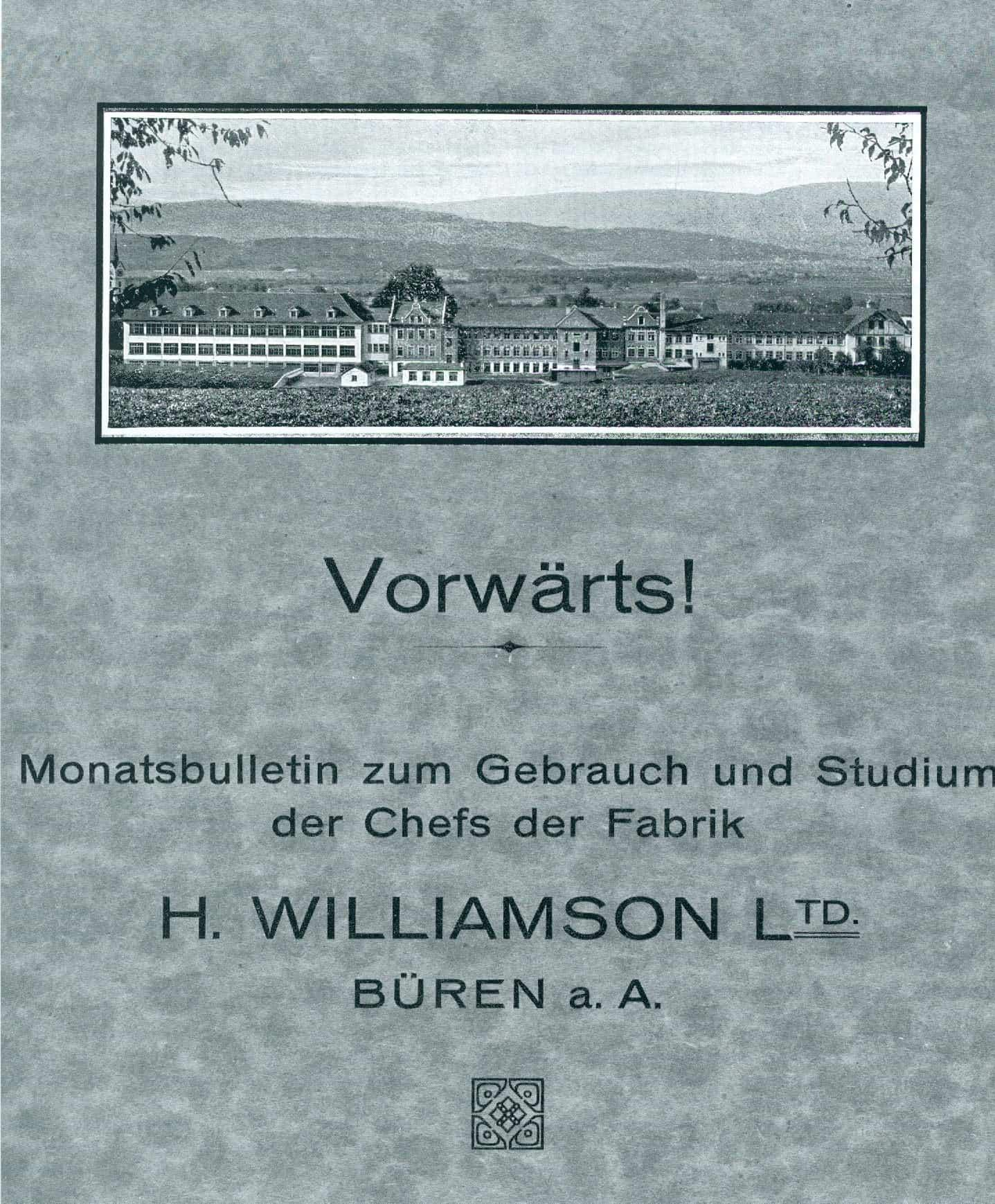 Bueren Magazin Vorwaerts 1926