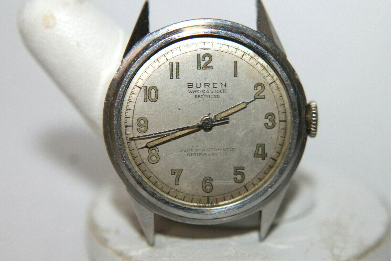 Buren Super-Automatic mit dem Kaliber 525 auf ebay für 240 Dollar