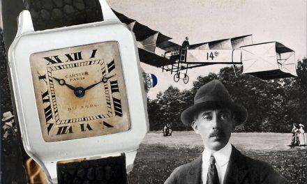 Cartier Santos: Eine Uhr für einen echten Flugpionier