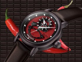 Chronoswiss Flying Grand Regulator Open Gear ReSec Chocolate: Schoggi-Look und  Pralinen inklusive!