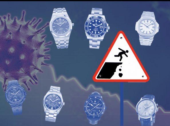 Schweizer Uhrenindustrie Exporte auf Talfahrt: – 49%. Halten das die Kleinen durch?