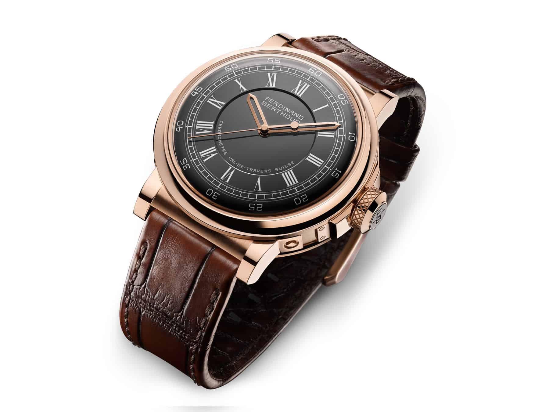 Chronometrie-Ferdinand Berthoud-Chronometer-FB2