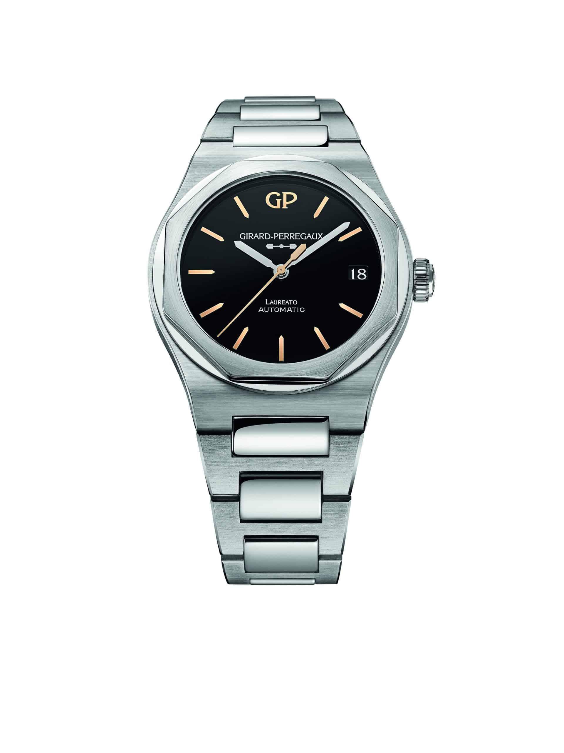 Girard-Perregaux Laureato 42-mm Infinity-Edition