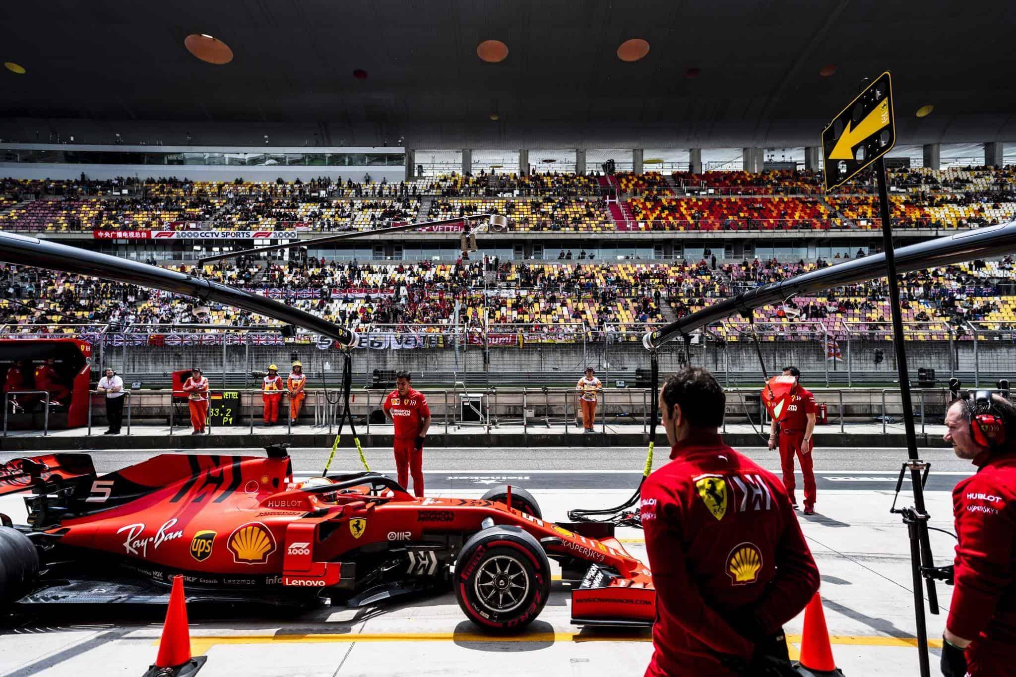 Hublot verbindet eine langjährige Partnerschaft mit der Scuderia Ferrari