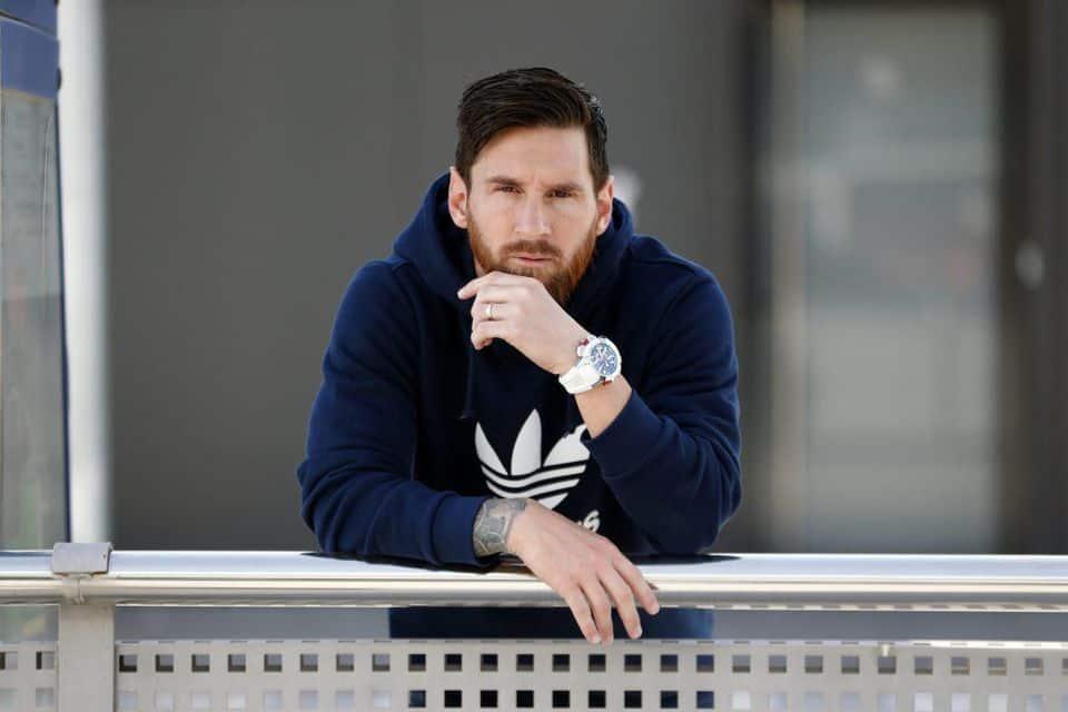 Jacob und Co. Leo Messi Epic X Chrono Messi Collection