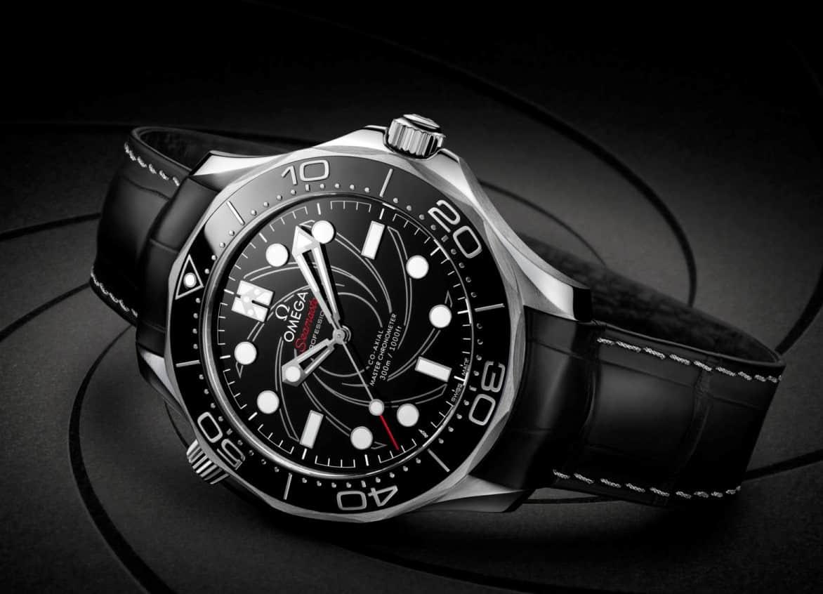 Omega Seamaster Diver 300M Numerierte Edition