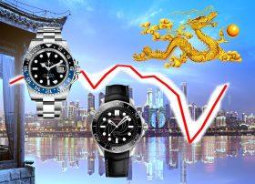 Erholung für die Schweizer Uhrenindustrie Exporte – Bringt China den Aufschwung?