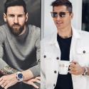 Barcelona gegen Bayern: Das sind die Uhren der Stars im Uhrenvergleich