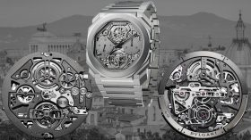 Bulgari Octo Finissimo Tourbillon Chronograph Skeleton Automatic: Flacher geht es nicht