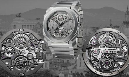 Bulgari Octo Finissimo Tourbillon Chronograph Skeleton Automatic: Flacher geht es nicht